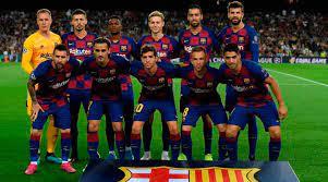 اسماء لاعبين برشلونة بالانجليزي والعربي