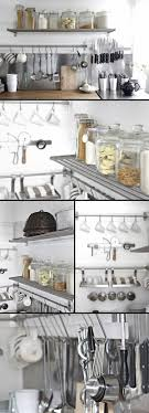 Steel Shelf For Kitchen 17 Best Ideas About Stainless Steel Shelving On Pinterest Dream