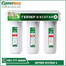 Máy lọc nước Nano Geyser Ecotar 4 - Enterbuy