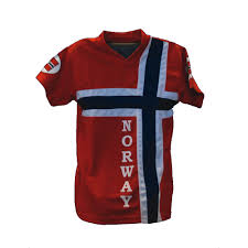 norway flag jersey