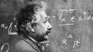"""La ecuación E=mc² de Albert Einstein le dio forma a todo el siglo XX"""":  Christophe Galfard, discípulo de Stephen Hawking - BBC News Mundo"""