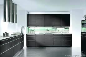Modern black kitchen cabinets Shiny Black Modern Black Kitchen Cabinets Modern Kitchen Design Black Appliances Throughout Modern Black Kitchen Cabinets Benedict Kiely 15 Contemporary Kitchen With Black Cabinets Rilane For Modern Black