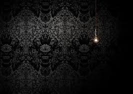 Gothic style home wallpaper