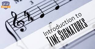 This was essential in times before music could be recorded and replayed, but it is still important today. Introduction To Time Signatures Musical U