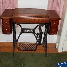 Singer Desk Sewing Machine