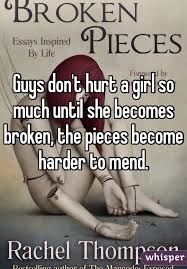 Don t hurt the girl