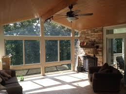 Interior Views of Sunrooms by Betterliving Patio Sunrooms of