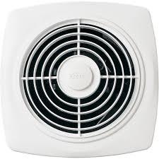 broan 180 cfm through the wall exhaust fan