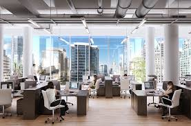 large office space. Like Most Of Us Who Have Been In The Workforce For A Few Decades, I Remember Transition Workplaces From Offices And Cubicles To Open Space Plans Large Office