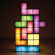 cool desk lamps for teens tetris stackable led desk lamp the green head