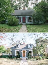 40 Home Exterior Makeover Before And After Ideas Magnificent Bathroom Remodel Before And After Pictures Exterior