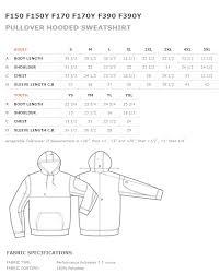 Baw Size Chart Manvel Baseball Navy Hoodie