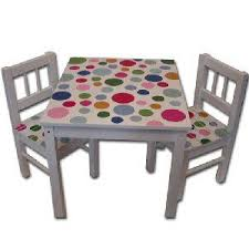 painted kids furniture. childrens table and chairs painted kids furniture e