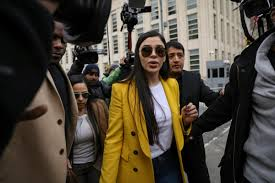 Who is the wife of 'El Chapo'? The American-born beauty queen charged with  drug trafficking