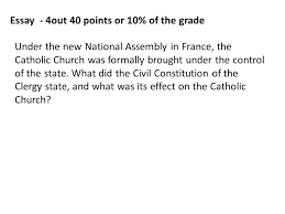 the french revolution napoleon chapter ppt video online 8 essay