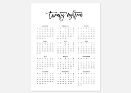 Word Year Calendar 2018 Printable Calendar Word Yearly Blank Portrait Ovsdxi 6 Dating