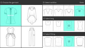 Clothing Design App Fashion Design Flat Sketch 1 0 Apk Download Android Cats