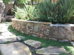 tennessee field stone retaining walls