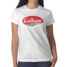Buy Designer T Shirts In Bulk Amazon Com Ndifoghq Womens Galbani Logo Short Sleeve T