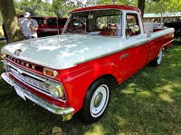 1966 Mercury Custom Cab M-100 Pickup Truck | Vehicles & stuff ...