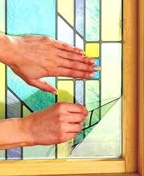 architecture l and stick privacy window awesome sheets for stained glass decorative in 0 on