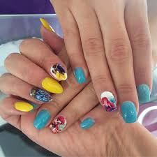 40 Insanely-Sweet Disney Nail Art Ideas That Compliment Your ...