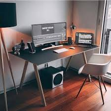 home office setups. home office desk setup computer gaming room pc setups