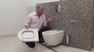 The Magic Of The Soft Close Toilet Seat From E S Trading Youtube