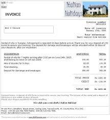House Rent Bill Sample Apartment Rent Receipt Template