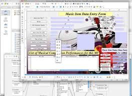 Open Office Database Templates Openoffice Base Templates Free