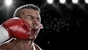 Resultado de imagen de boxeo golpe