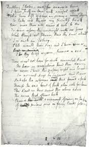 john keats original manuscripts of poetry letters ode to a nightingale page one page two page three page four