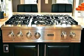 Gas Cooktops Reviews Viking Gas Reviews Full Image For Wolf 6 Burner