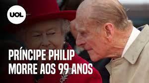 Príncipe Philip: Marido da rainha Elizabeth 2ª morre aos 99 anos