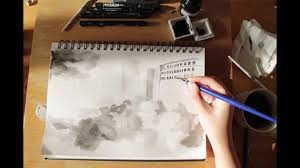 architecture drawing 500 days of summer. 500 Days Of Summer Timelapse Drawing Architecture 0