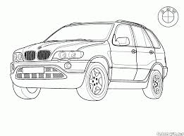 Coloriage Bmw Allemagne