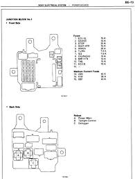 power window fuse toyota nation forum toyota car and truck forums 1 chart from repair manual