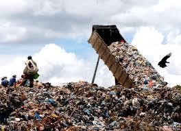Image result for lixo em bissau