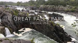 Would you paddle the Great Falls in Washington D.C.? - YouTube