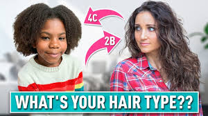 Black Natural Hair Types Chart What S Your Hair Type Texture Curl Pattern More