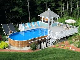 build your own pool slide above ground build a fiberglass pool slide