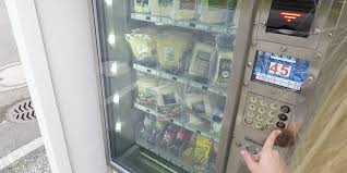 Cheese Vending Machine Simple Cheese Vending Machine Business Insider