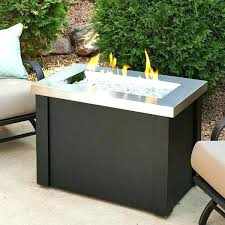awesome gas fire pit table outdoor propane fireplace the company providence metal gas fire pit table