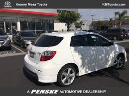 2009 Used Toyota Matrix S at Kearny Mesa Toyota Serving Kearny ...