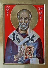 Saint Nicholas, bishop of Myra | PEMPTOUSIA