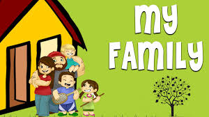 For Family Pictures My Family Family Vocabulary Learn English Words For Family