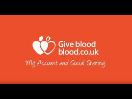 Using your online account - NHS Blood Donation