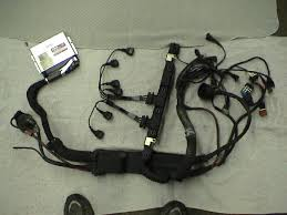 k3wtg6 obd1 wiring harness (with all obd2 modifications already made on e36 m3 wiring harness