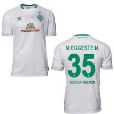 Jun 14, 2021 · werder bremens langjähriger spieler maximilian eggestein war eines der größten talente an der weser. Sv Werder Bremen Trikot 3rd Kinder 2018 2019 M Eggestein 35 Sportiger De