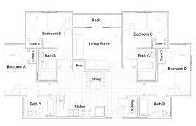 Mod The Sims  Affordable U0026 Modern Apartment Row Low Rent Small LotModern Apartment Floor Plans